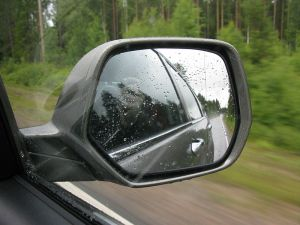 "Caution: Objects in the mirror may be uglier than they appear. Especially racism passing for advocating religious reform. ""CRV side mirror"" by SeppVei - Own work. Licensed under Public Domain via Wikimedia Commons - http://commons.wikimedia.org/wiki/File:CRV_side_mirror.JPG#mediaviewer/File:CRV_side_mirror.JPG"